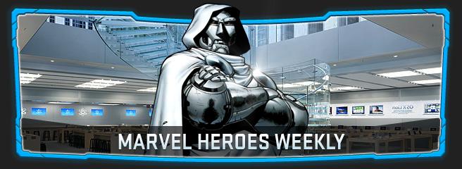 Marvel Heroes Weekly. Выпуск 26