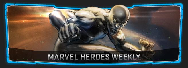 Marvel Heroes Weekly. Выпуск 25