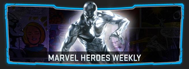 Marvel Heroes Weekly. Выпуск 27