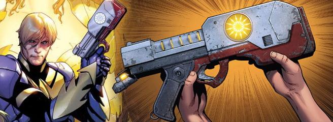 Marvel Heroes: визуальная систематизация предметов