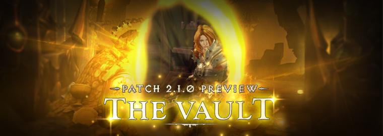 Diablo III: обзор обновления 2.1 — Царство кладов