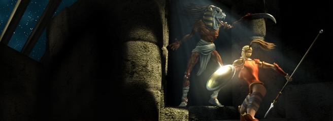 Записки Декарда Каина: бета-версия Diablo II