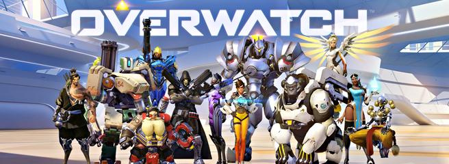 Overwatch: новая игра от Blizzard Entertainment