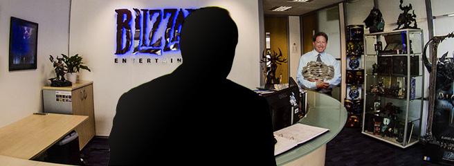 Возможная утечка инсайдерской информации из Blizzard Entertainment