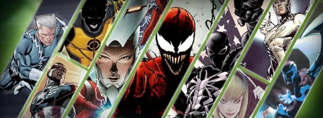 Marvel Heroes: доступен Team-Up Advance Pack 2