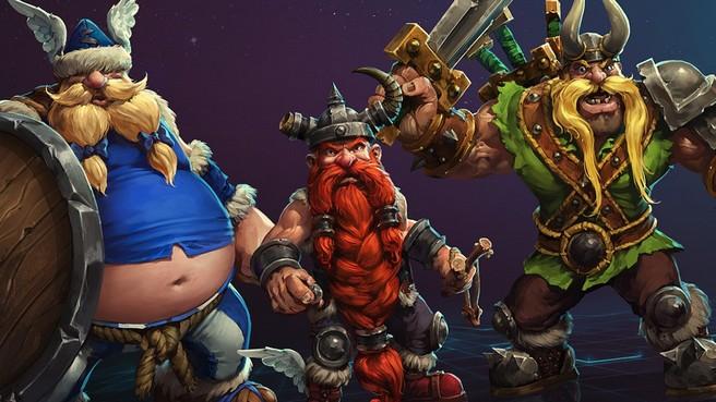 Heroes of the Storm: датамайн обновления 34053
