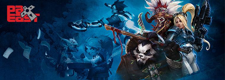 Heroes of the Storm: новости с PAX East 2015