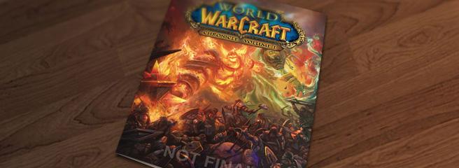 World of Warcraft: в ноябре состоится выход нового комикса