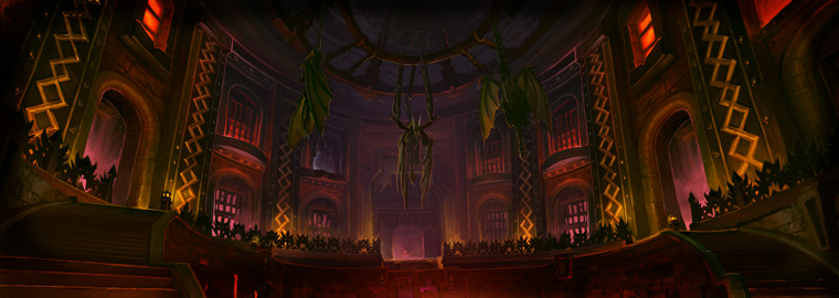 Hearthstone: ужасы Тайной лаборатории