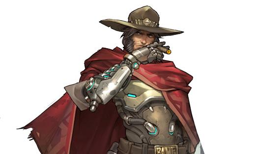 Overwatch Joel