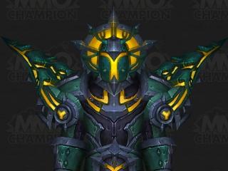 World of Warcraft: T18 Паладин, эпохальный