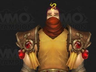 World of Warcraft: T18 Монах, обычный