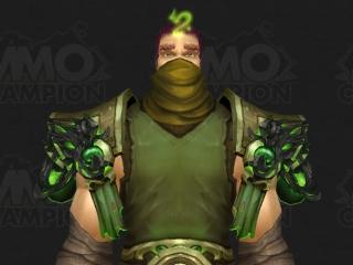 World of Warcraft: T18 Монах, эпохальный