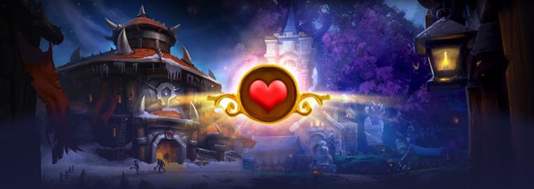 World of Warcraft: Т.И.Н.Д.Р. для гарнизонов