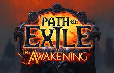 PoE Awakening logo