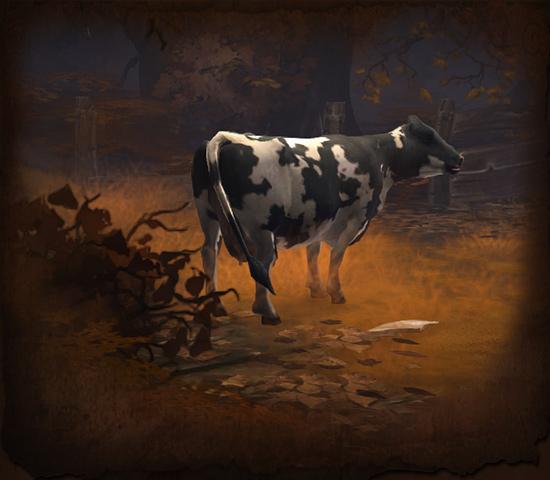 Diablo III: Коровогеддон