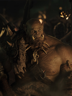 Warcraft: первый взгляд на Оргрима Думхаммера