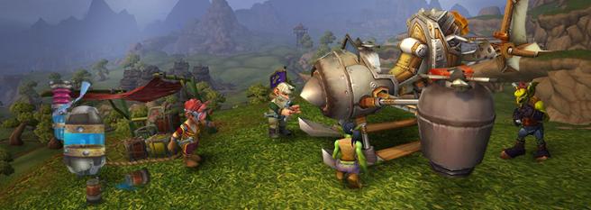 World of Warcraft: полеты вернутся в игру!
