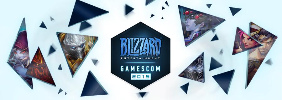 Подготовка к Gamescom 2015