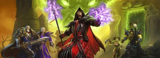 World of Warcraft: дополнение Council of Glades на gamescom?