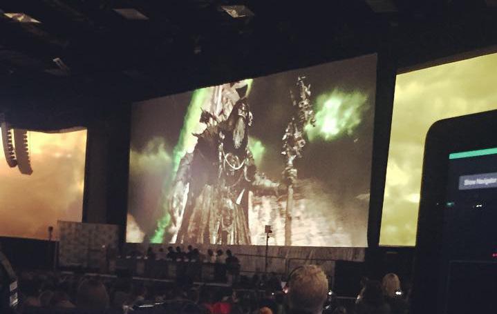Warcraft: панель фильма с San Diego Comic-Con 2015