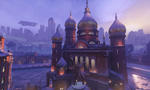 новые карты - Numbani и Volskaya Industries