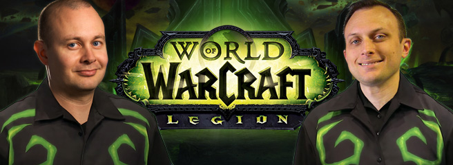 World of Warcraft: новые подробности Legion от разработчиков