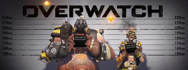 Overwatch: новые герои - Турбосвин и Крысавчик