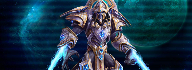 Heroes of the Storm: Артанис в подарок за покупку LotV