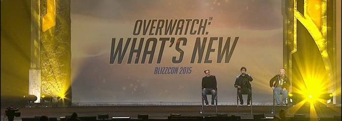 Overwatch: BlizzCon 2015 - Что нового?
