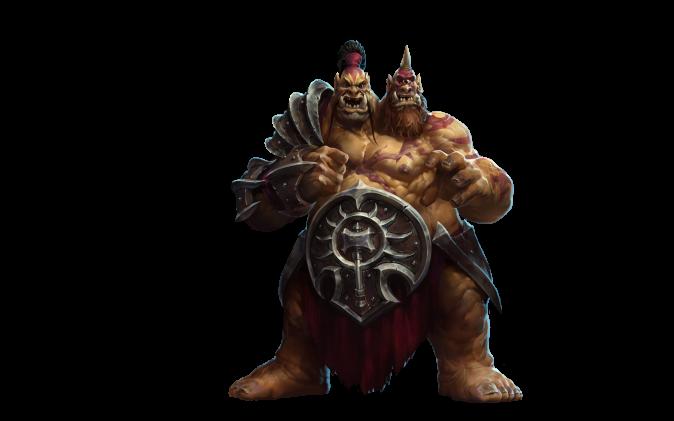 Heroes of the Storm: новые герои и поля боя c BlizzCon 2015 - ChoGall