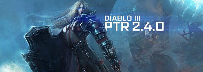 Diablo III ptr 2.4.0