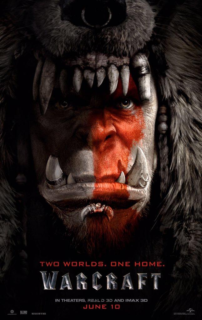 Warcraft: новая информация и постеры
