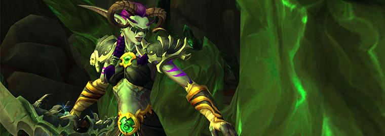 World of Warcraft: опубликован обзор всех артефактов