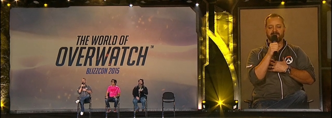 Overwatch: BlizzCon 2015 - Мир Overwatch