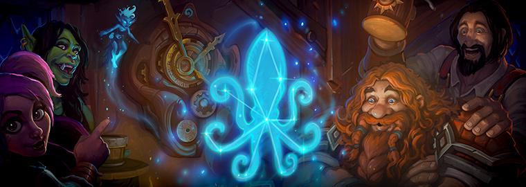 Hearthstone: Release the Kraken