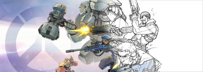 Overwatch: технические подробности системы прогресса