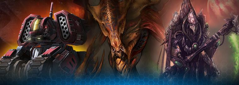 StarCraft II: масштабные изменения баланса сетевой игры