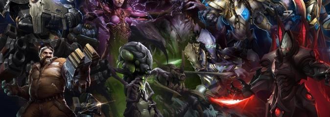 StarCraft II: нововведения в режиме совместных заданий