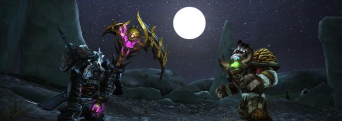 World of Warcraft: предварительный обзор артефактов