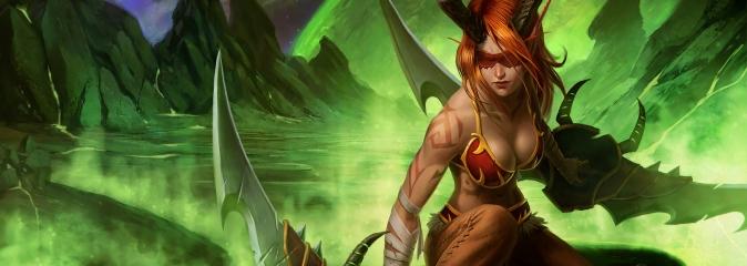 World of Warcraft: интервью MMO-Champion об охотниках на демонов