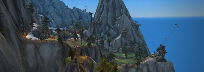 World of Warcraft: обзор Крутогорья