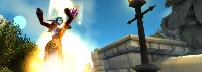 World of Warcraft: повышение уровня до 100-го в Legion