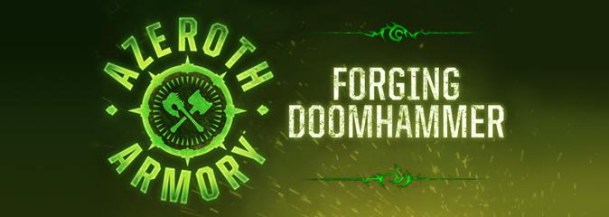 World of Warcraft: Azeroth Armory - Молот Рока