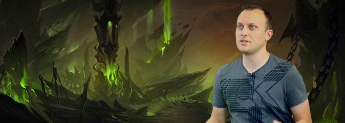 World of Warcraft: Ион Гацикостас про обновление 7.1, рейды и запуск Legion