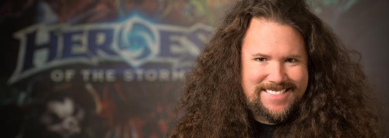 Heroes of the Storm: анонс нового героя в прямом эфире на Facebook Live