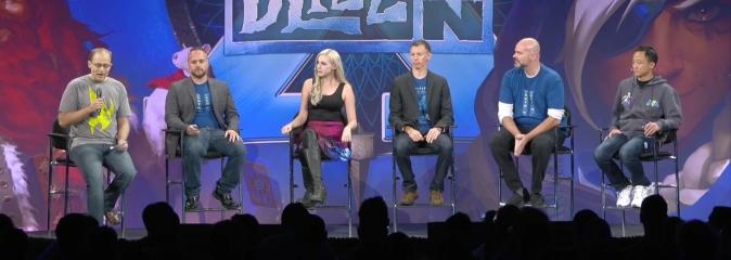 StarCraft II: BlizzCon 2016 - будущее игры