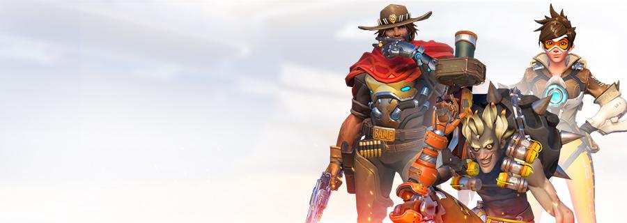 Overwatch: играйте бесплатно 18–21 ноября