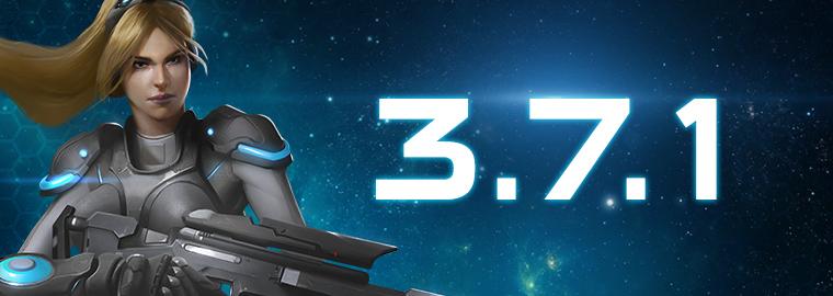 StarCraft II: обновление Legacy of the Void 3.7.1