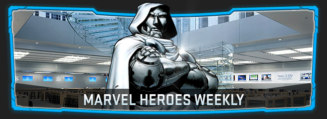 Marvel Heroes Weekly. Выпуск 26